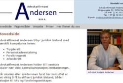 Advokatfirmaet Andersen M.N.A