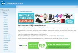 kjopesenter.com – En kjøpesenteroversikt